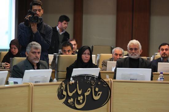 حضور خانواده مرتضی پاشایی در هم اندیشی وزارت بهداشت