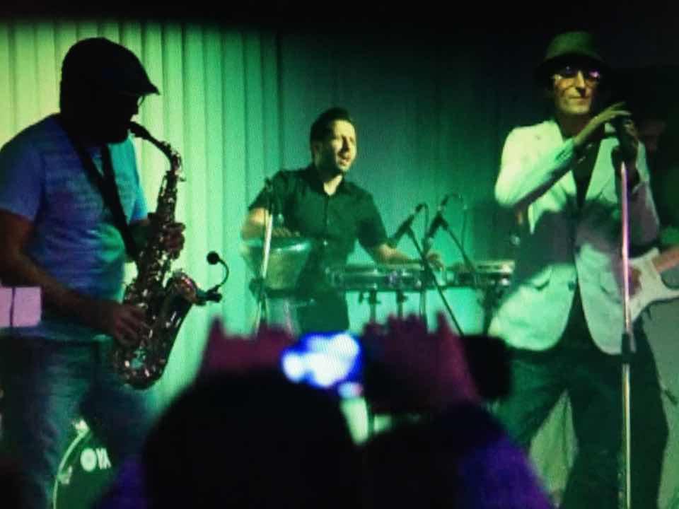 عکسهایی از کنسرت مرتضی پاشایی در ساوه-14مهر93