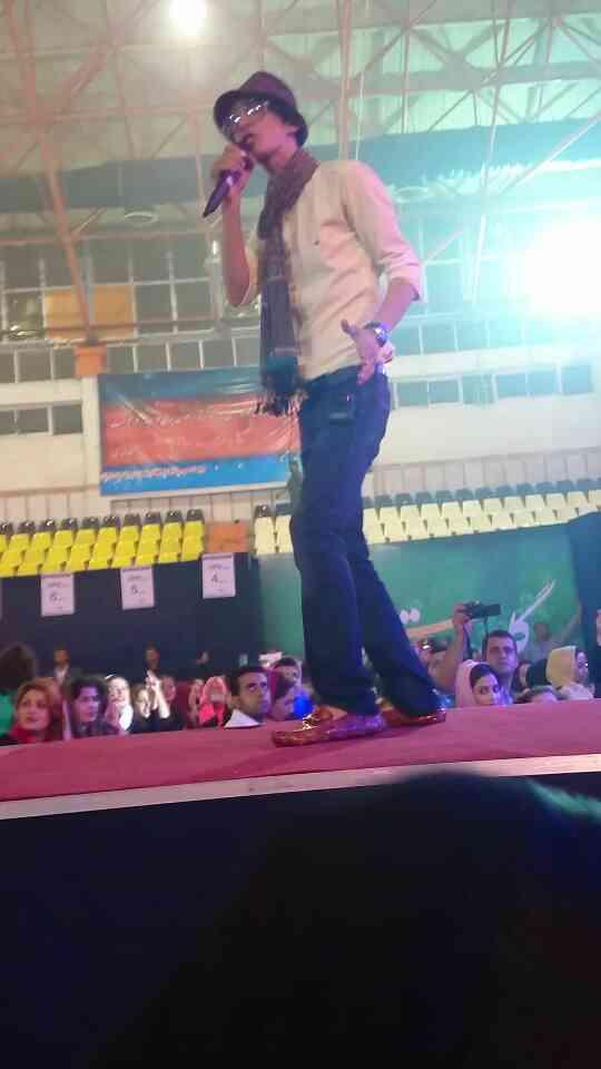 عکسهای کنسرت 27 شهریور 93 مرتضی پاشایی در انزلی