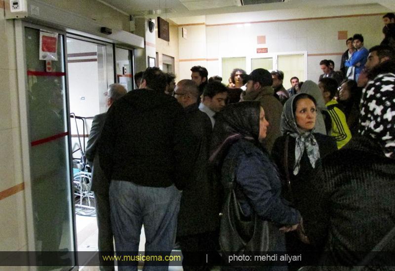 آخرین خبر از مرتضی پاشایی تا ظهر سه شبه 20 آبان 93