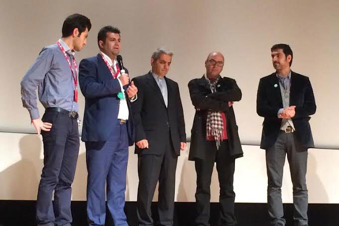«فردا» در ژنو به نمایش درآمد/ تقدیم اولین اکران فیلم به مرتضی پاشایی