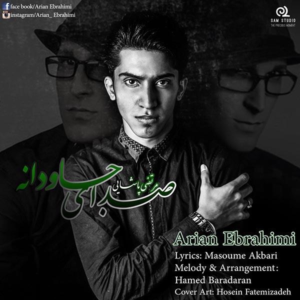 آهنگ جدید آرین ابراهیمی به نام صدای جاودانه