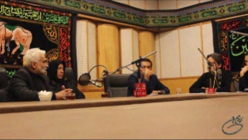 دانلود فیلم پشت صحنه حضور خانواده مرتضی پاشایی در رادیو