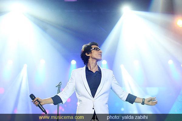 عکسهای کنسرت 29 مرداد 92 مرتضی پاشایی در تهران
