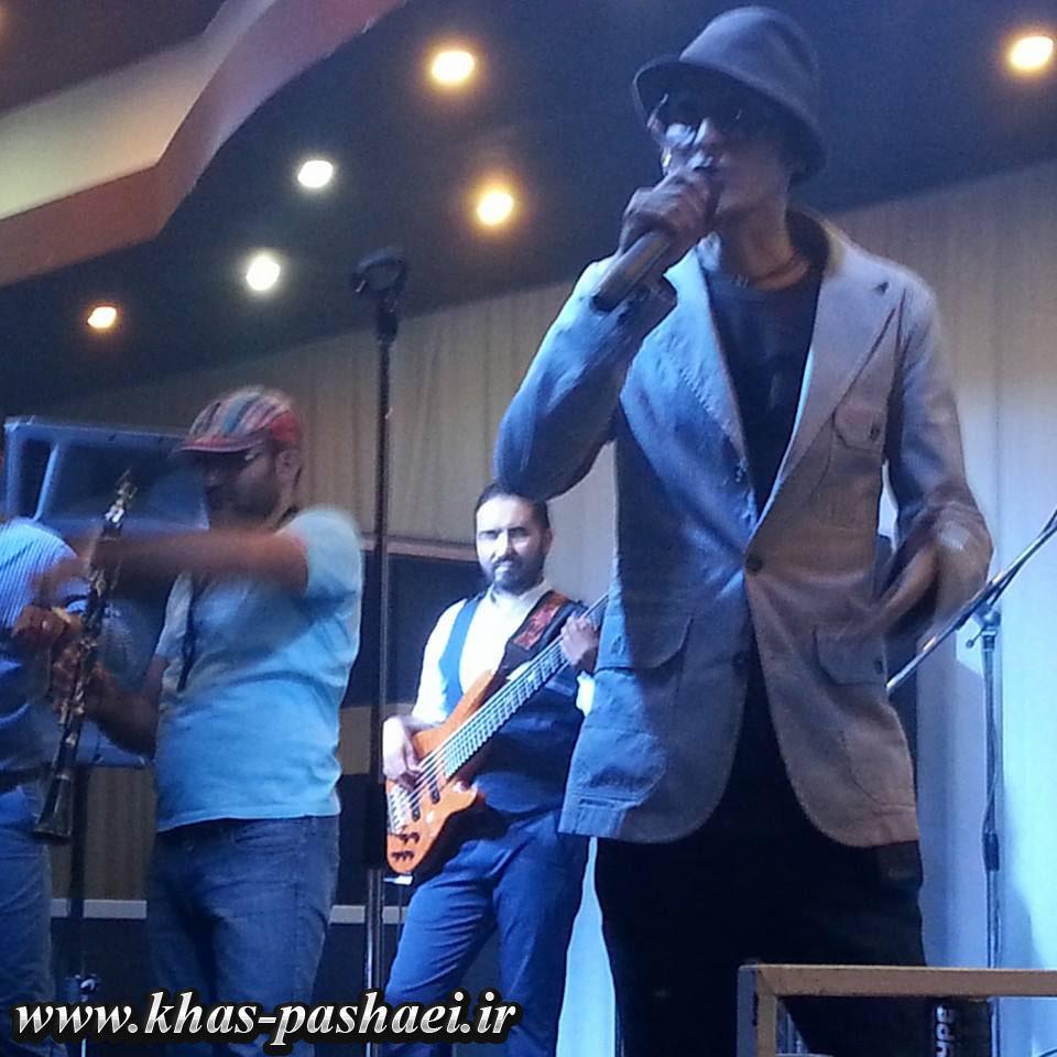 عکسهای کنسرت ساوه مرتضی پاشایی