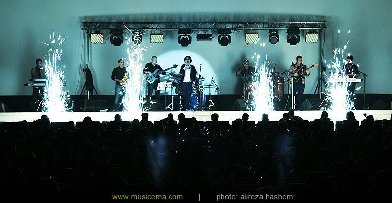 عکسهای کامل کنسرت مرتضی پاشایی - چالوس بهمن 92