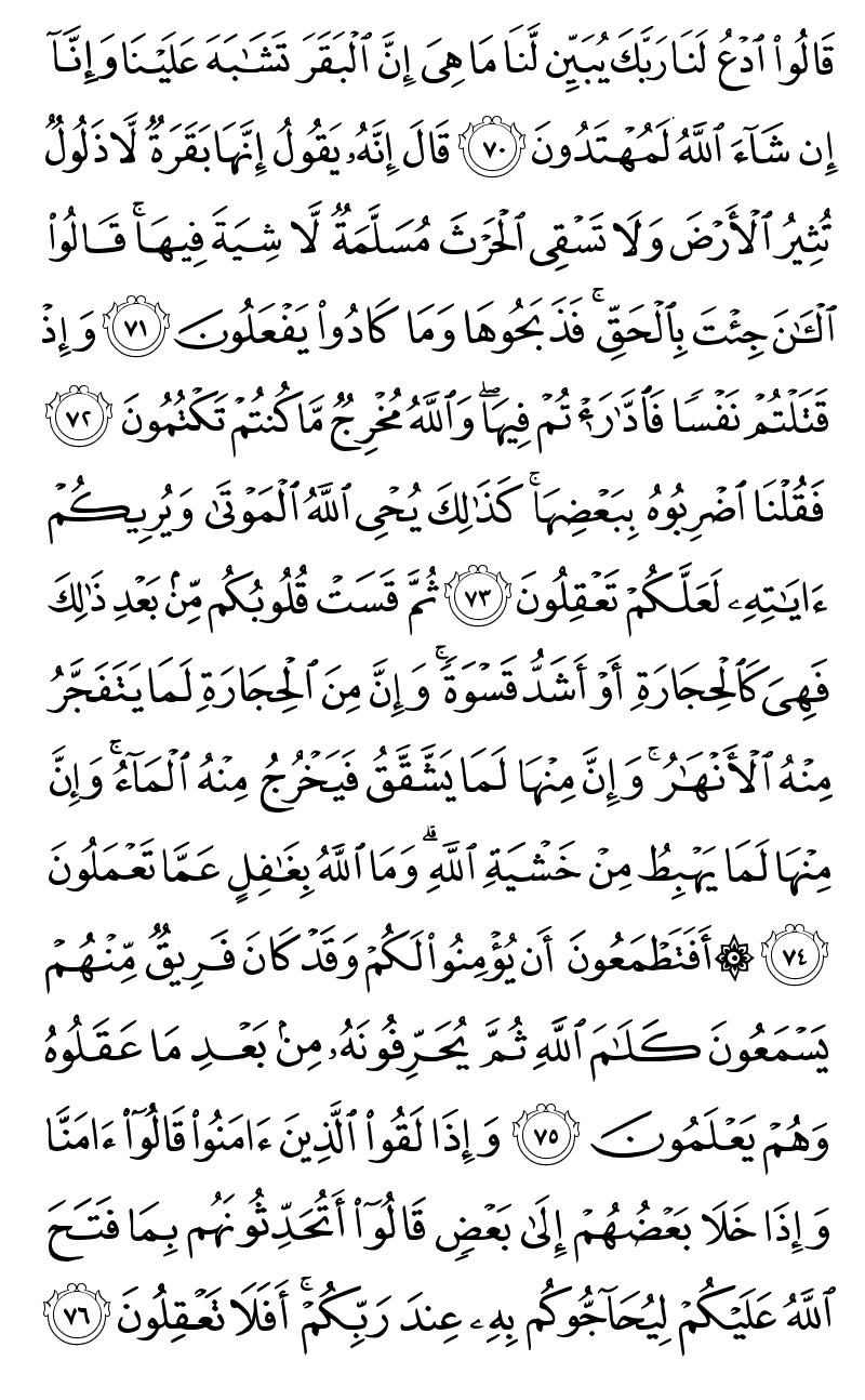 تلاوت صفحه یازدهم قرآن کریم هدیه به مرتضی پاشایی