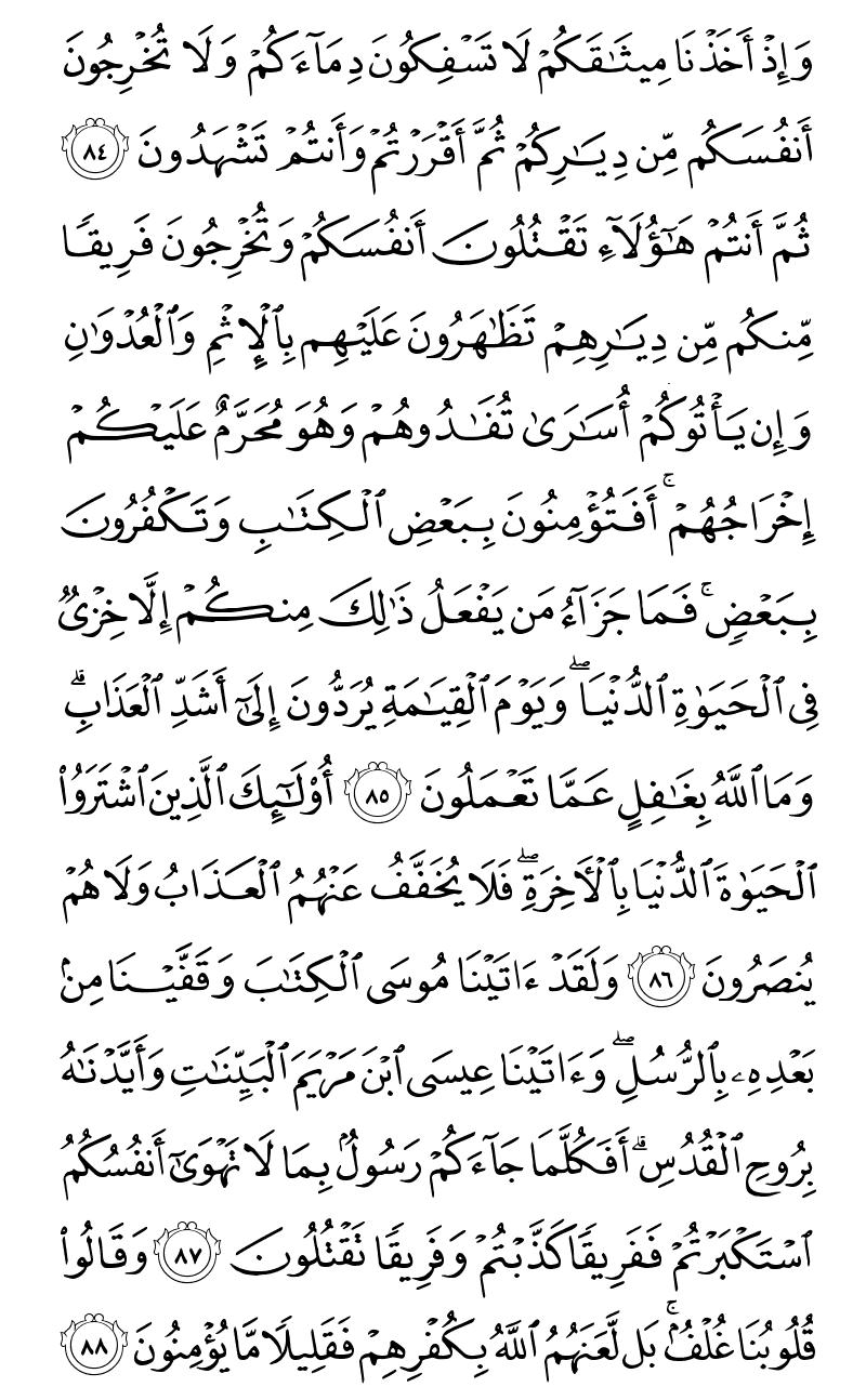تلاوت صفحه سیزدهم قرآن کریم هدیه به مرتضی پاشایی
