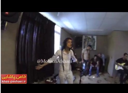 دانلود فیلم تمرین مرتضی پاشایی قبل از اولین کنسرت برج میلاد